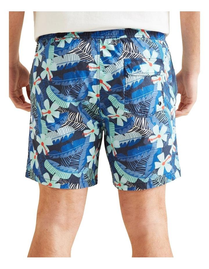 Mens Mini Me Tropical Boardshort image 3