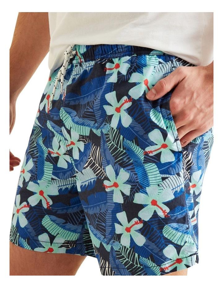 Mens Mini Me Tropical Boardshort image 4