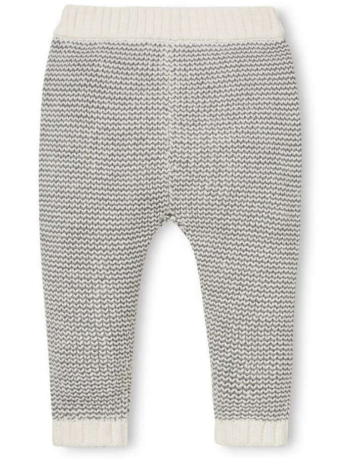 Stripe Knitted Pant image 1
