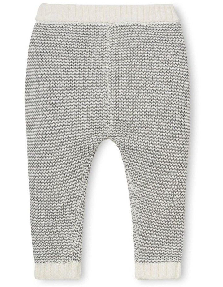 Stripe Knitted Pant image 2