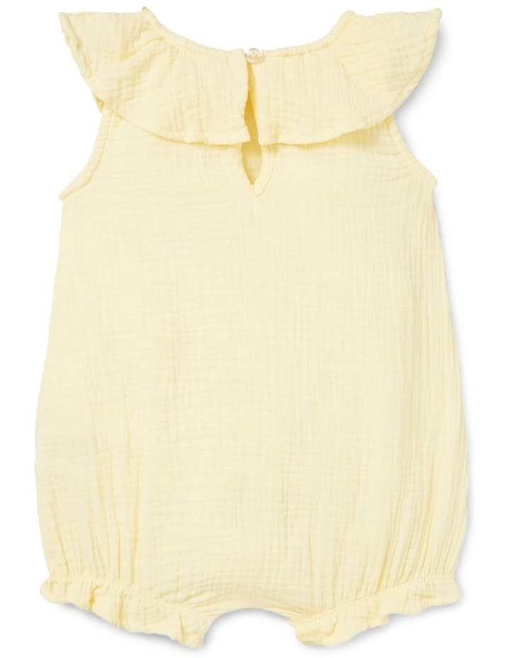 Cheesecloth Frill Romper image 2