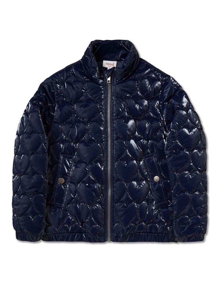 Heart Puffa Jacket image 1