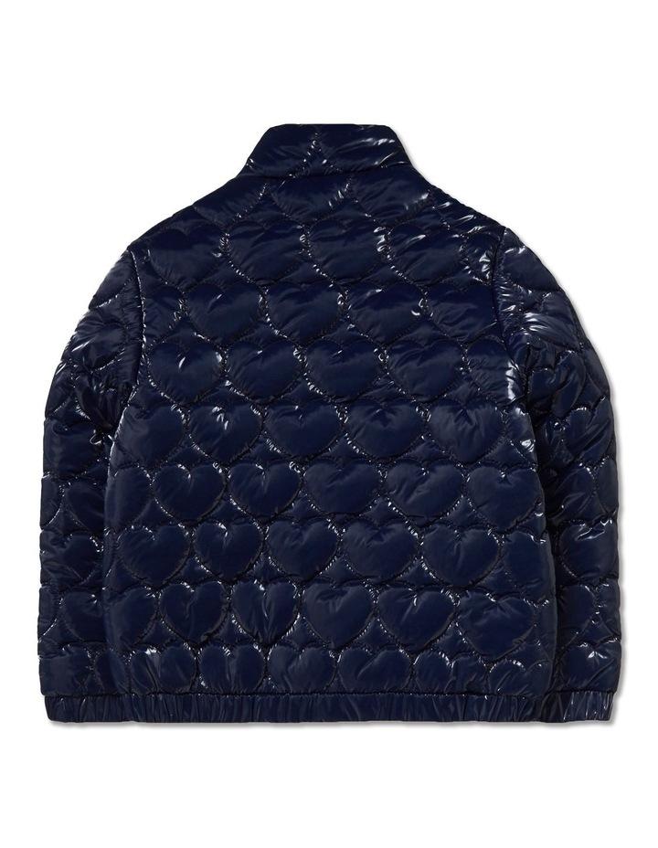 Heart Puffa Jacket image 2