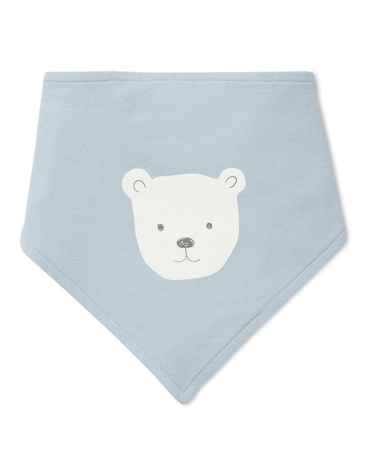 Bear Bandana Bib image 1