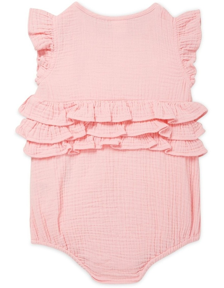 Frill Cheesecloth Onesie image 2