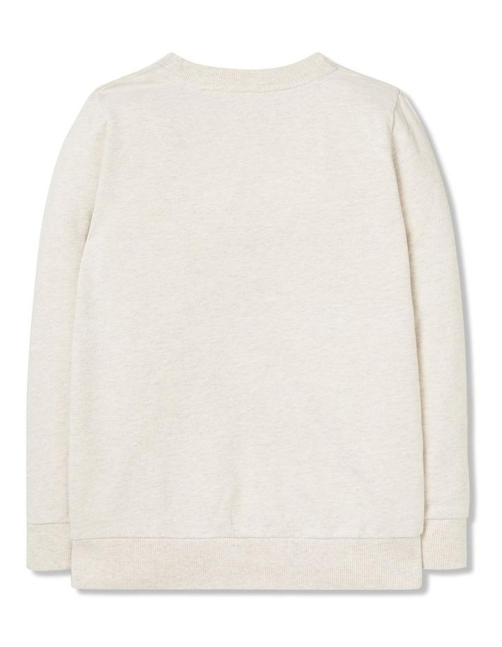 Vintage Print Sweater image 2