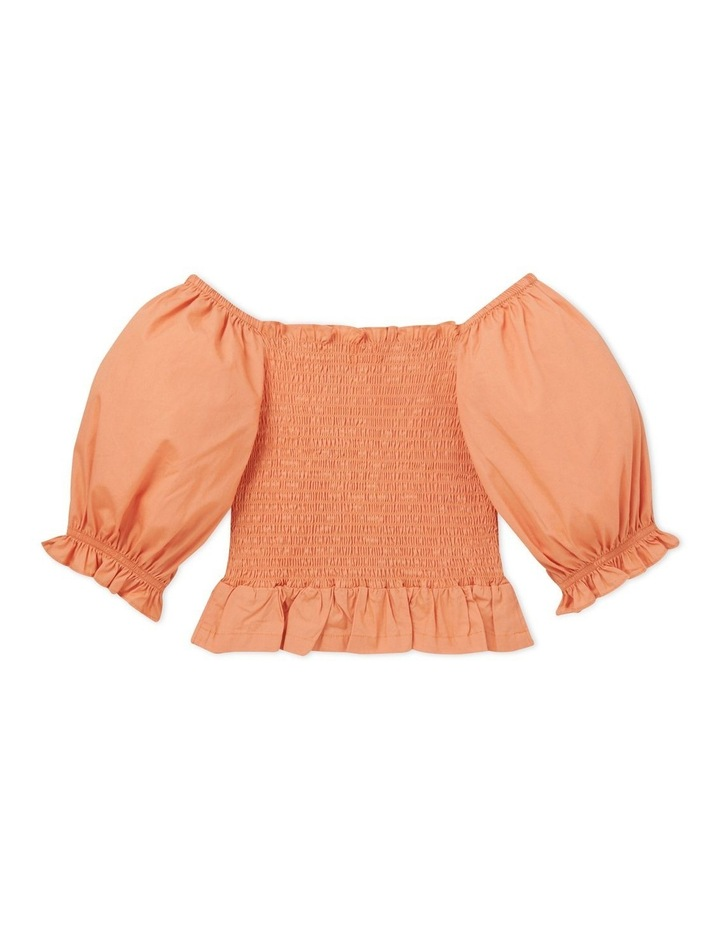 Puff Sleeve Top image 1