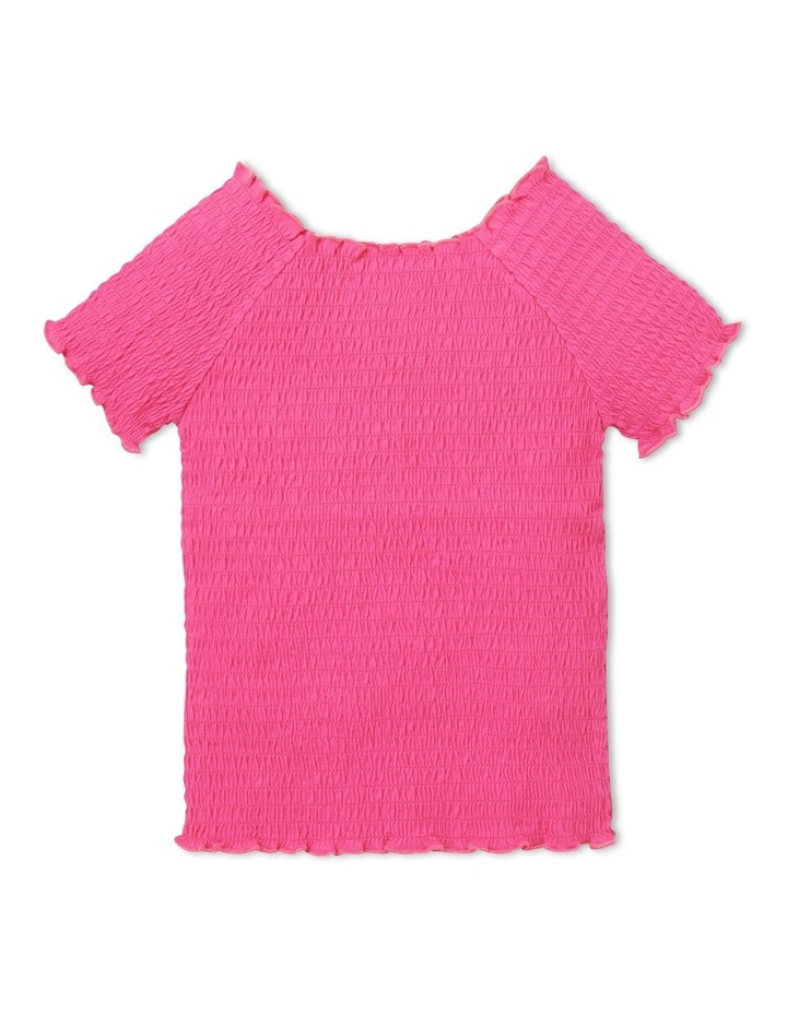 Shirred Tee image 1