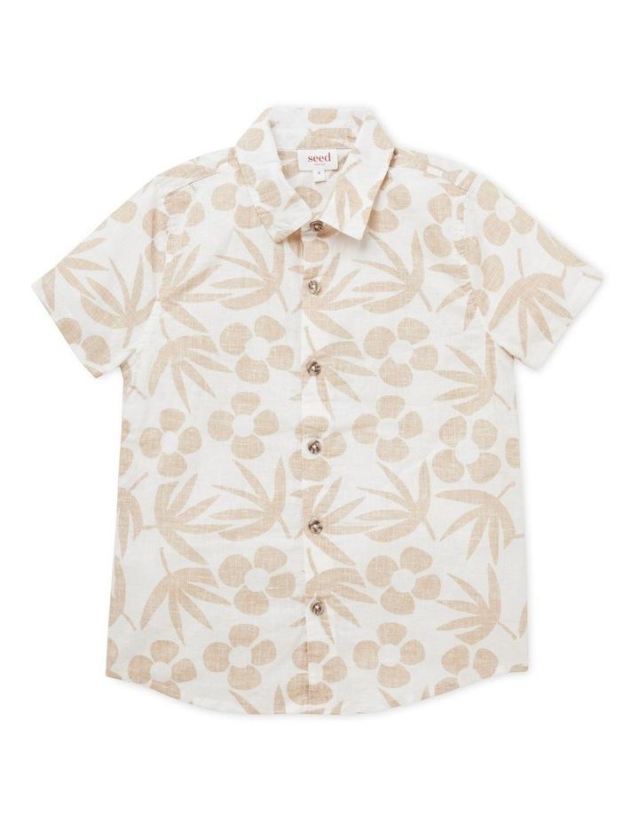 Tropical Print Shirt image 1
