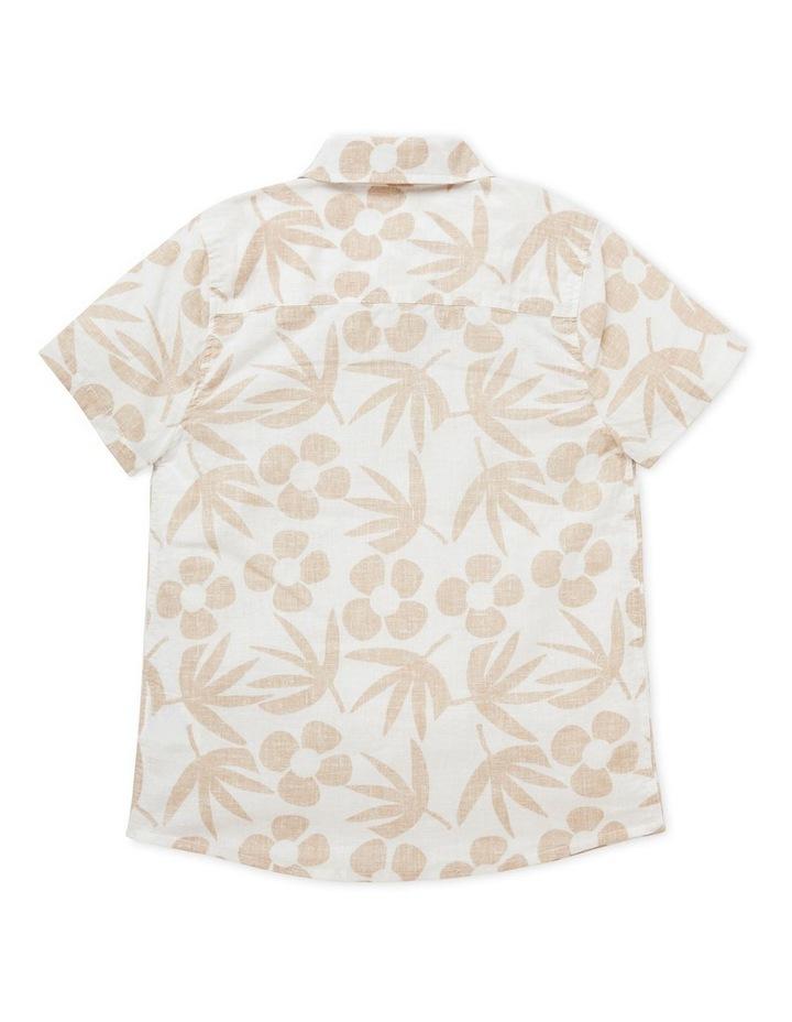 Tropical Print Shirt image 2