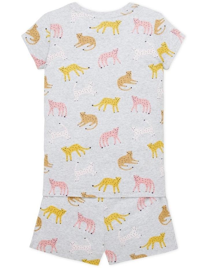 Leopard Short Sleeve Pyjama image 3