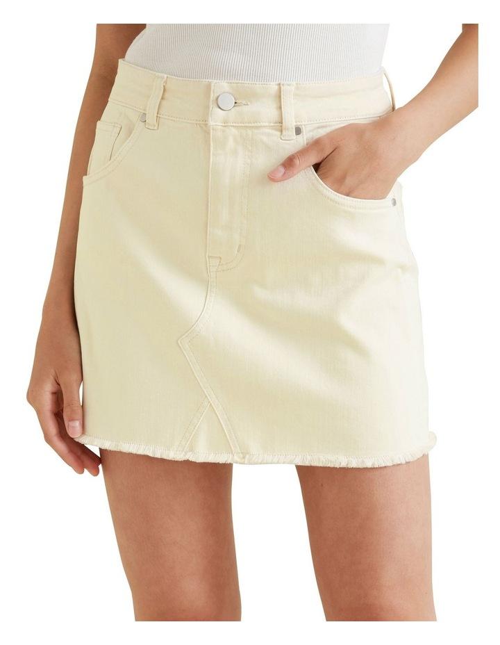 Denim Skirt image 1