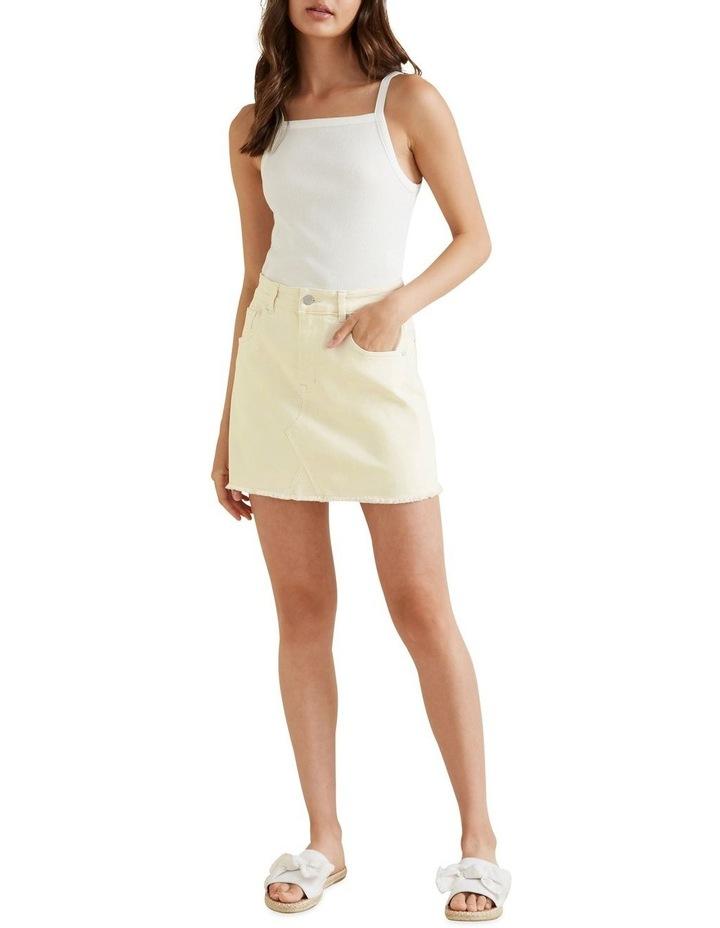 Denim Skirt image 2