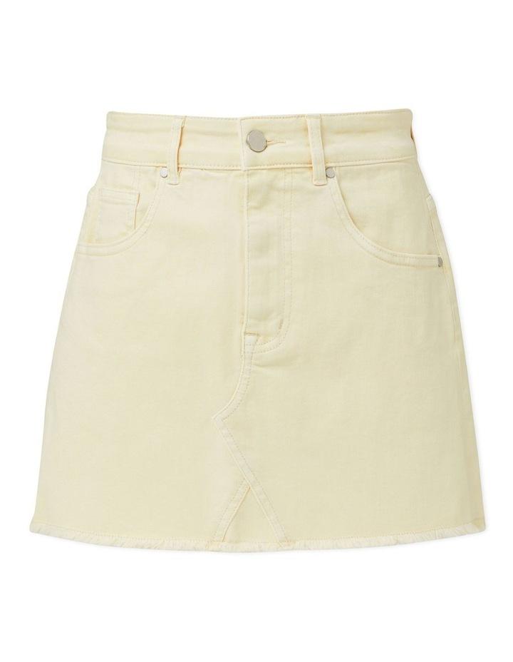 Denim Skirt image 5
