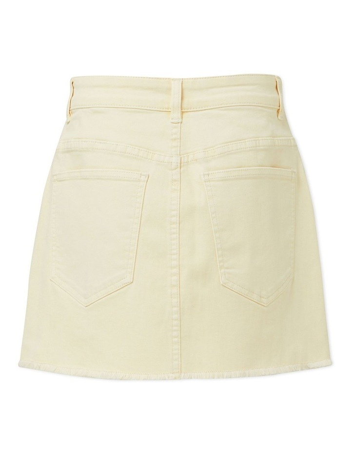 Denim Skirt image 6