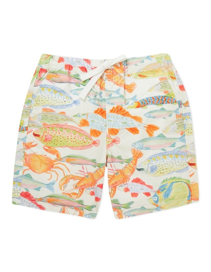 Scribble Fish Short image 1