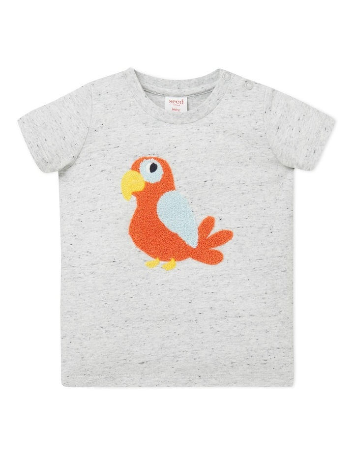 Parrot Chenille Tee image 1