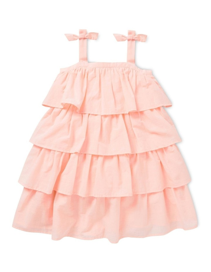 Tiered Frill Dress image 1