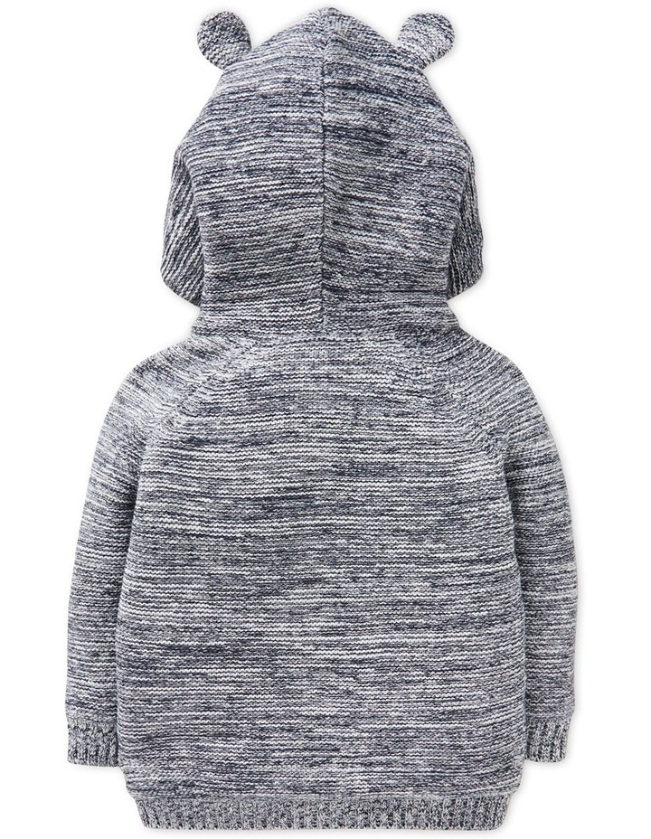 Novelty Knitted Hoodie image 2