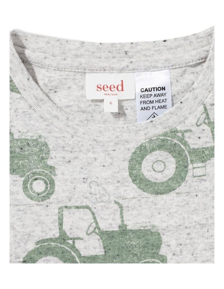 Tractor Long Sleeve Pyjamas image 2