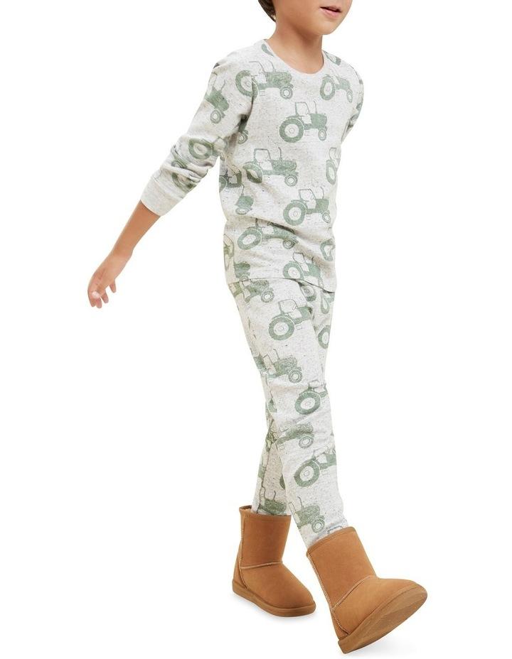Tractor Long Sleeve Pyjamas image 4