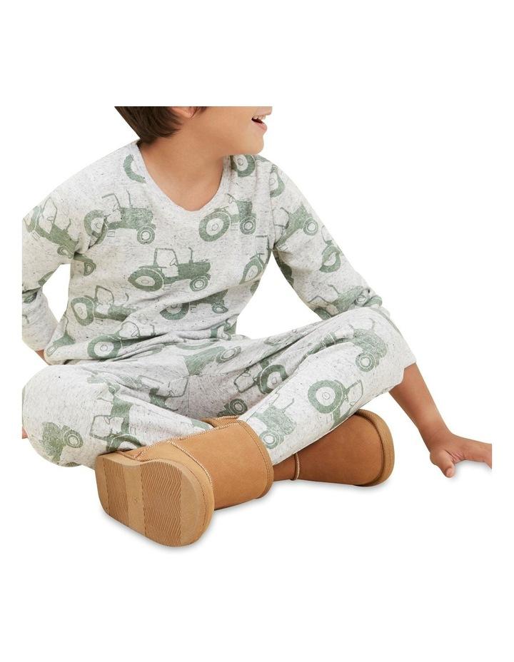 Tractor Long Sleeve Pyjamas image 5
