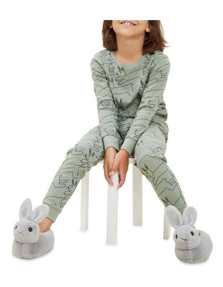 Bunny Long Sleeve Pyjamas image 5