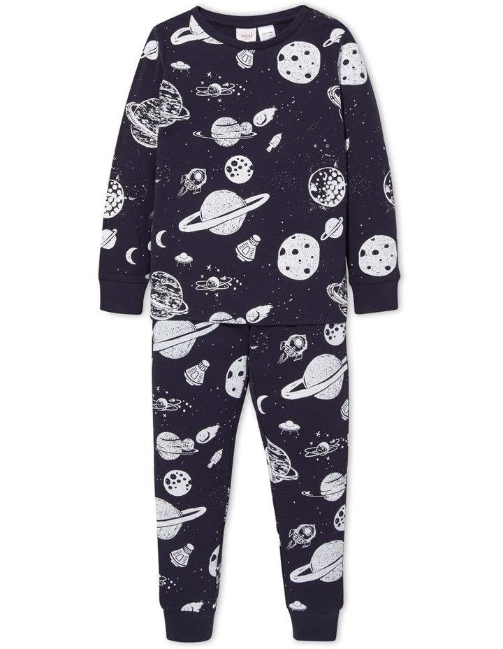 Space Long Sleeve Pyjamas image 1