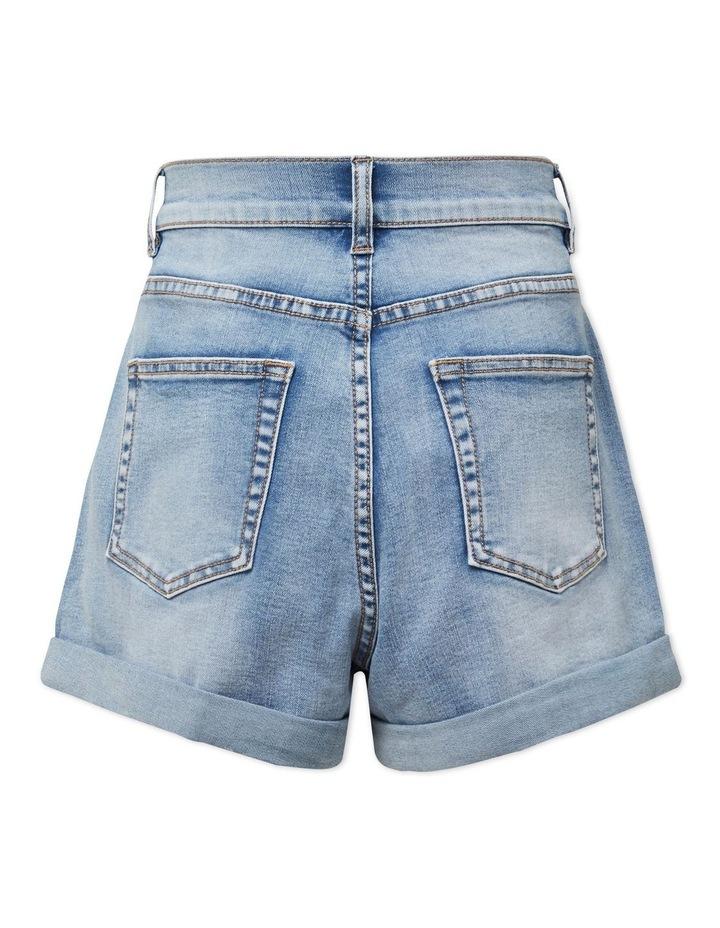 Core Denim Shorts image 2
