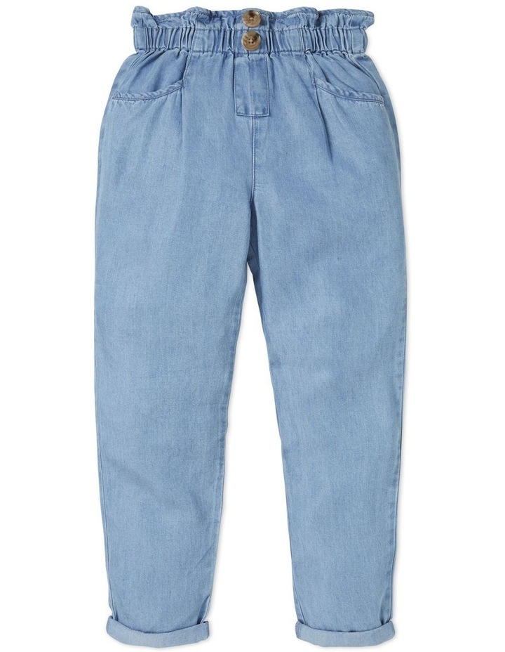 Chambray Pants image 1