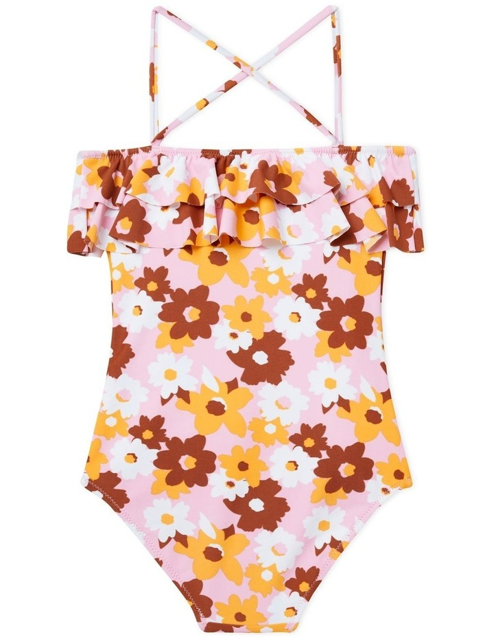 Floral Frill Bather image 2