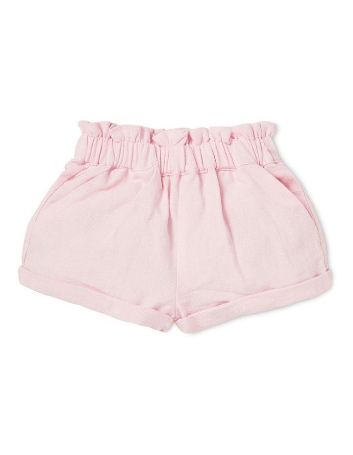 Core Linen Shorts image 1