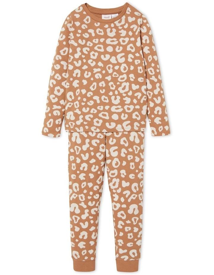 Ocelot Long Sleeve Pyjamas image 1