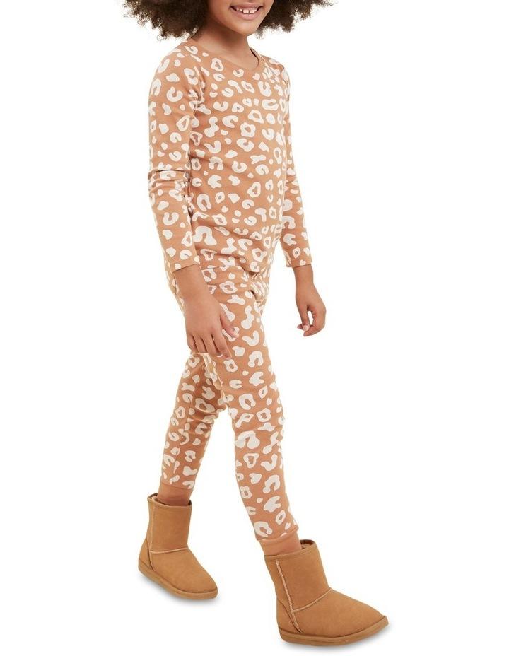 Ocelot Long Sleeve Pyjamas image 3