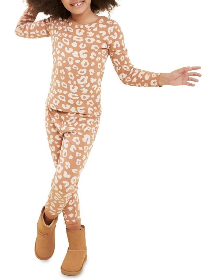 Ocelot Long Sleeve Pyjamas image 4