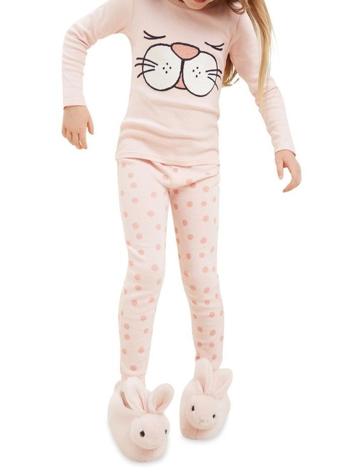 Bunny Face Long Sleeve Pyjamas image 4