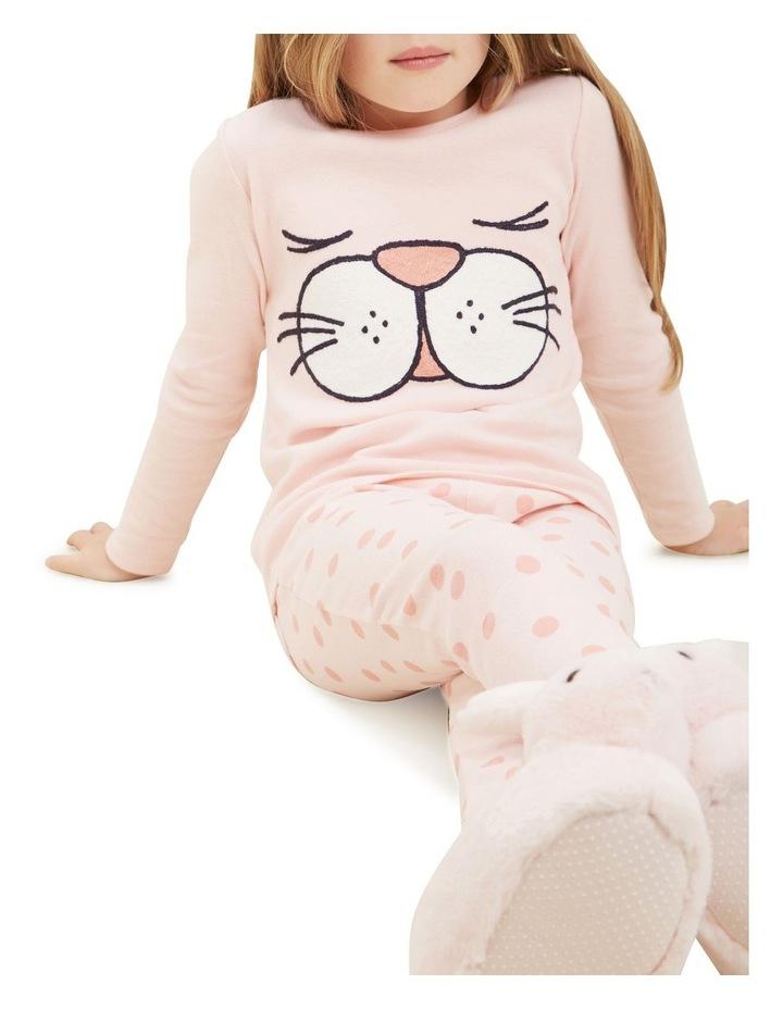 Bunny Face Long Sleeve Pyjamas image 5