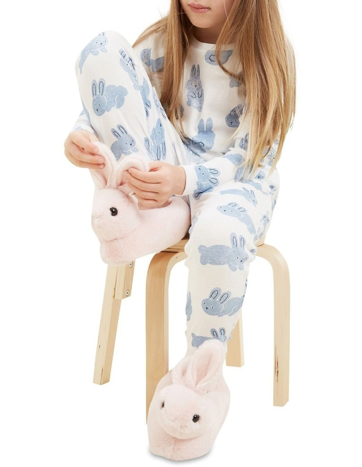 Blue Bunny Long Sleeve Pyjamas image 5