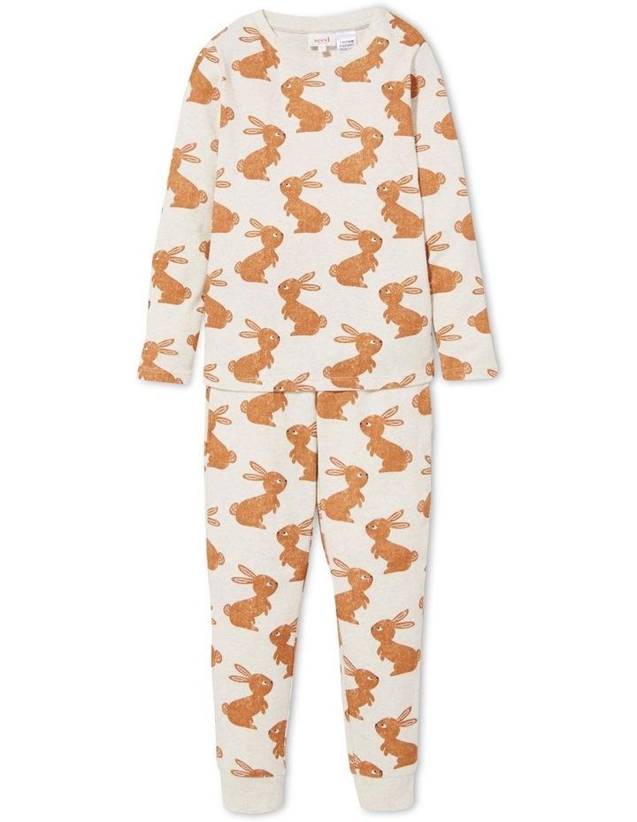 Marle Bunny Long Sleeve Pyjamas image 1