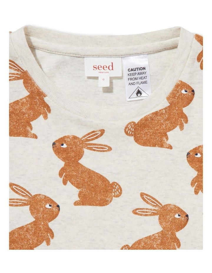 Marle Bunny Long Sleeve Pyjamas image 2