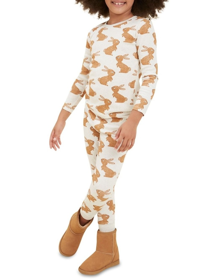Marle Bunny Long Sleeve Pyjamas image 3