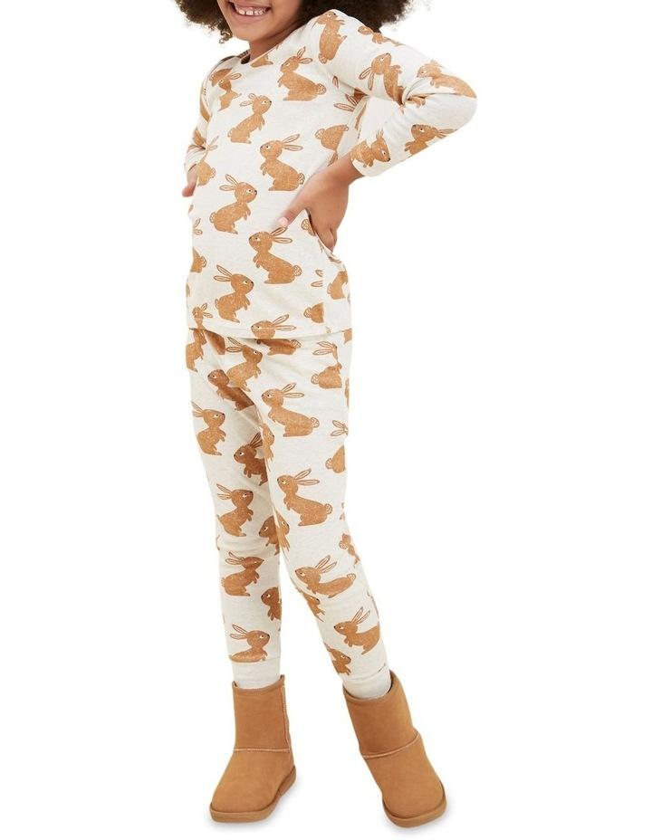 Marle Bunny Long Sleeve Pyjamas image 4
