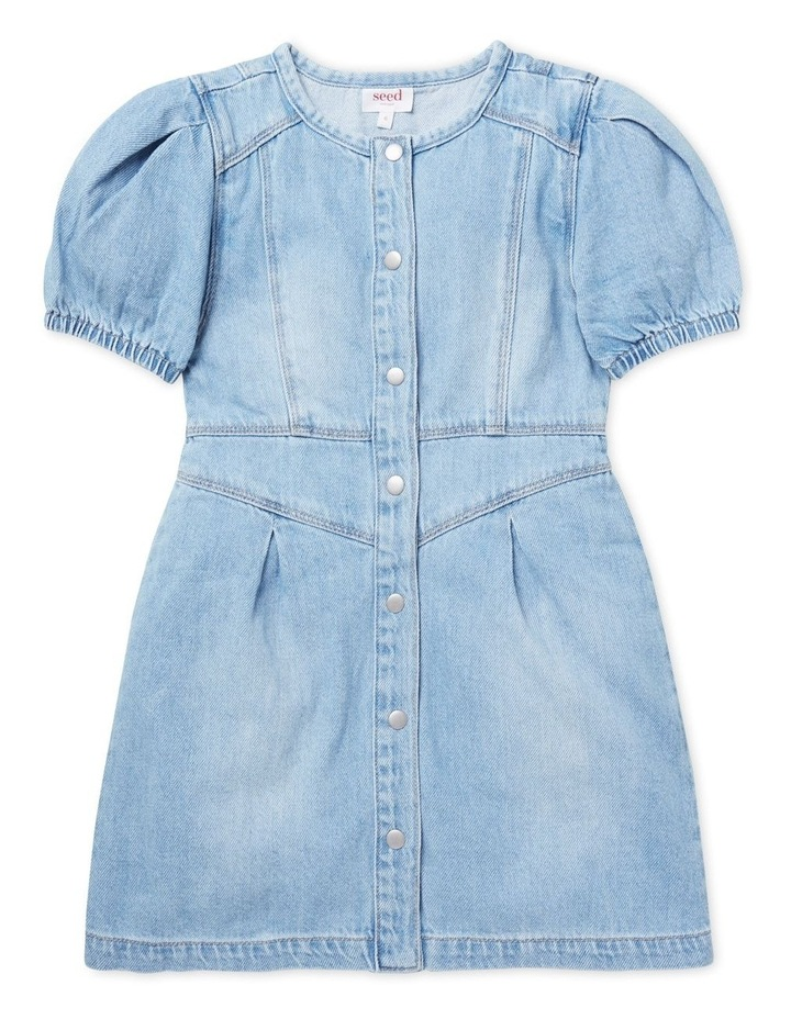 Denim Dress image 1