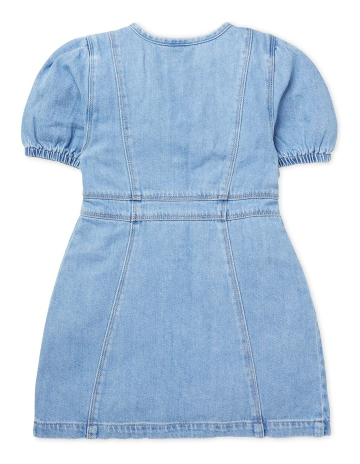 Denim Dress image 3