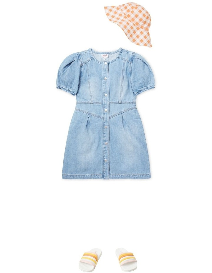 Denim Dress image 4