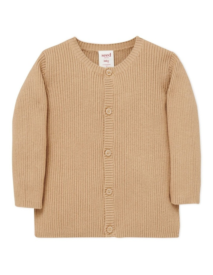 Essential Knitted Cardigan image 1
