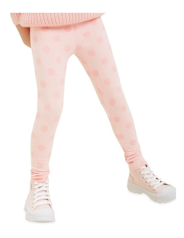 Terry Spot Leggings image 3
