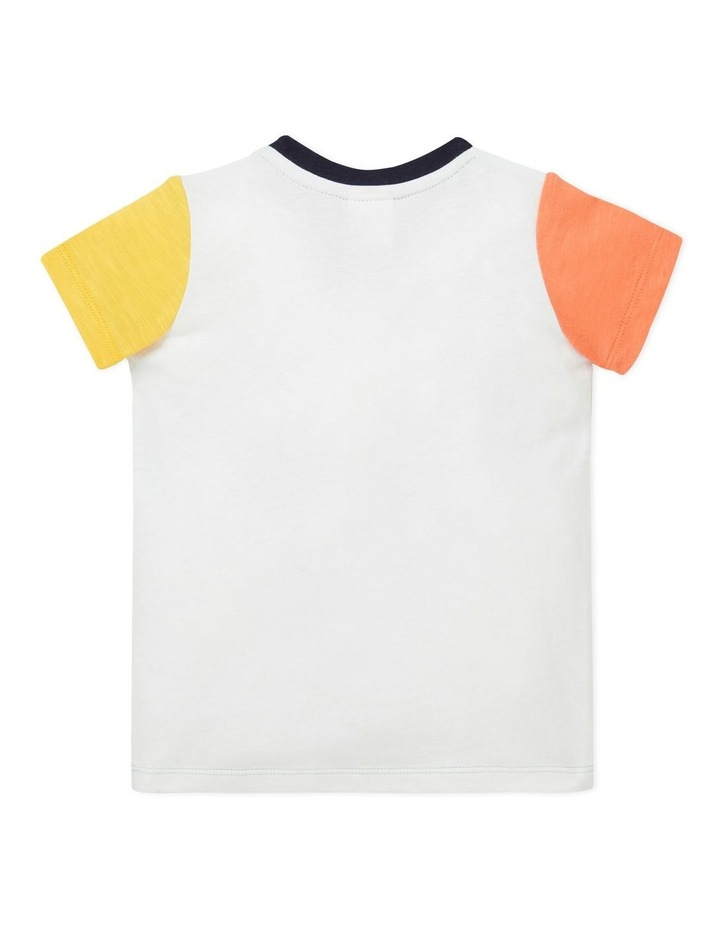 Colour Block Tee image 2