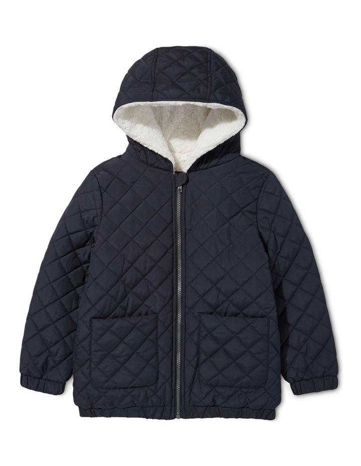 Sherpa Lined Jacket image 1