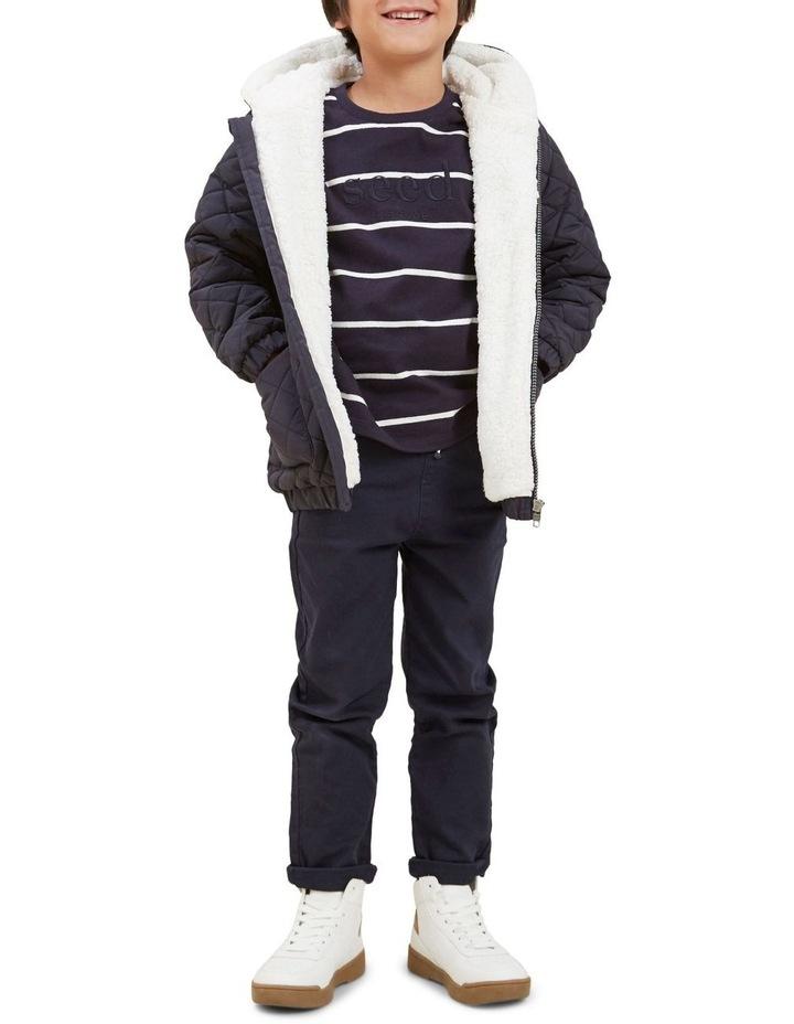 Sherpa Lined Jacket image 3